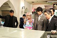 横浜を狙う犯罪組織を迎え撃つ!